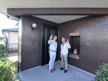 宮崎市の外壁塗装専門店 佐藤塗装にお任せください