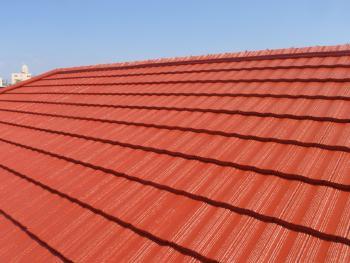 屋根塗装まるで新築のよう!